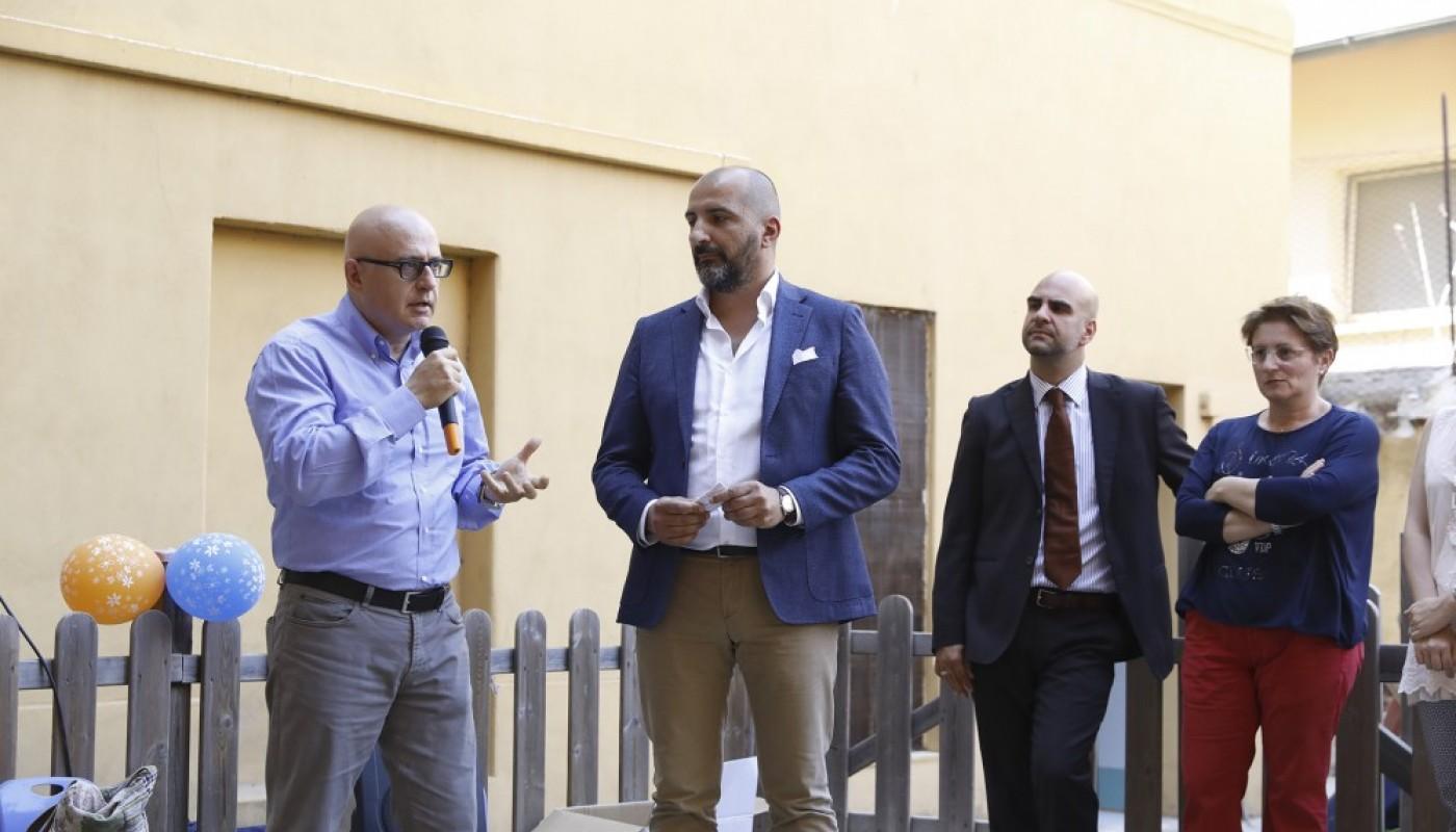 Roma/Scuola: installate casette antisismiche in asilo nido